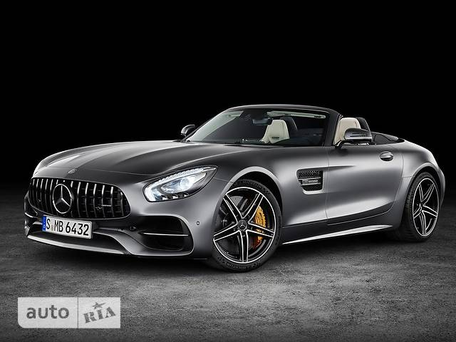 Mercedes-Benz AMG GT GT C AT (557 л.с.)