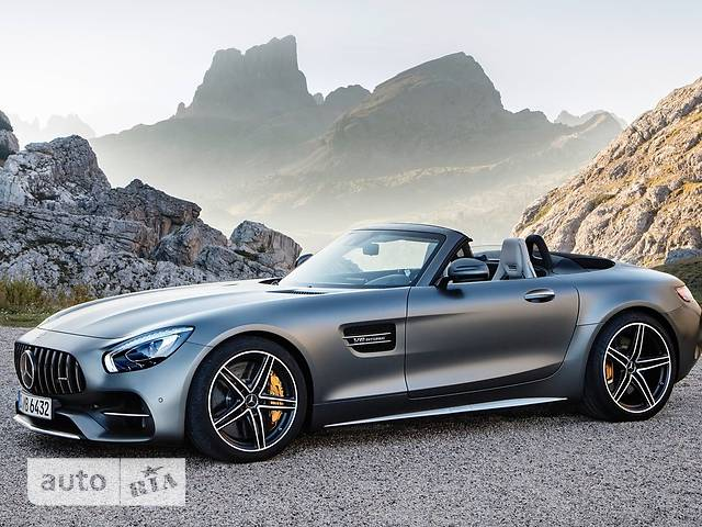 Mercedes-Benz AMG GT GT AT (476 л.с.)