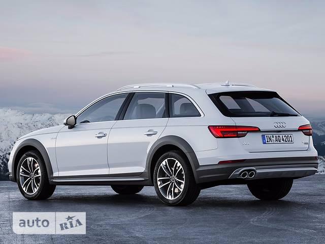 Audi A4 Allroad 2.0 TDI S-tronic (190 л.с.) Quattro