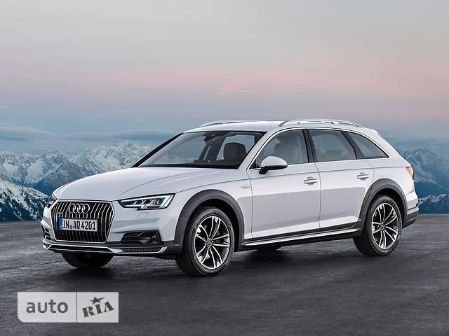 Audi A4 Allroad 2.0 TFSI S-tronic (252 л.с.) Quattro