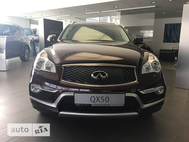 Infiniti QX50 2.5L AT (222 л.с.) Hi-tech+wheels