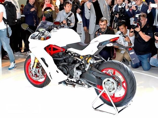 Ducati Supersport Supersport