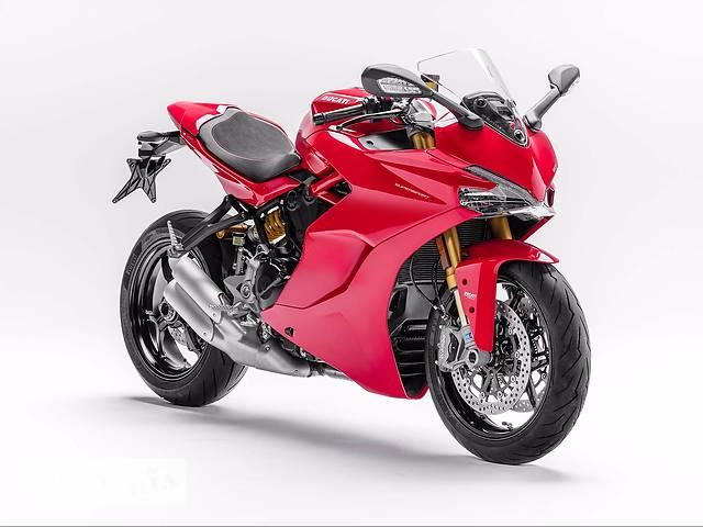 Ducati Supersport Supersport S