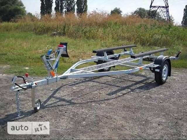 Прицеп Лодочный Для резиновых надувных (ПВХ) лодок до 3,8 м