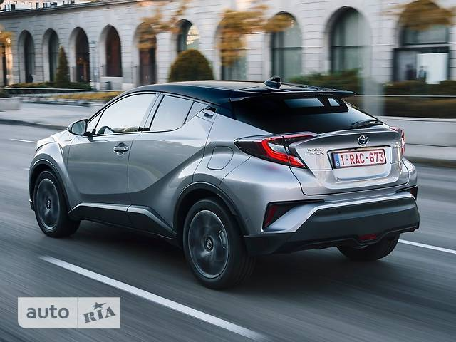 Toyota C-HR 2.0 AT (148 л.с.) Active