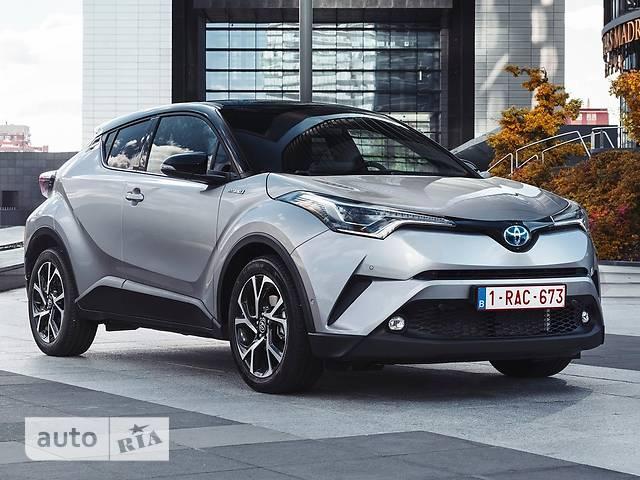 Toyota C-HR 2.0 AT (148 л.с.) Style