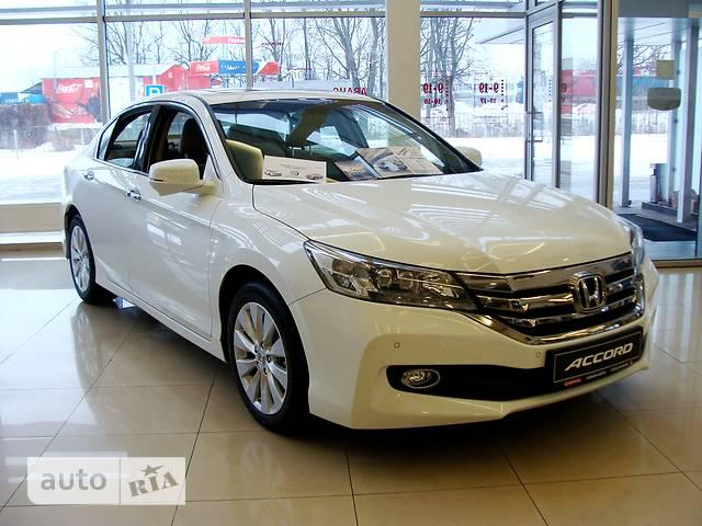Honda Accord 2.4 CVT (188 л.с.) Executive