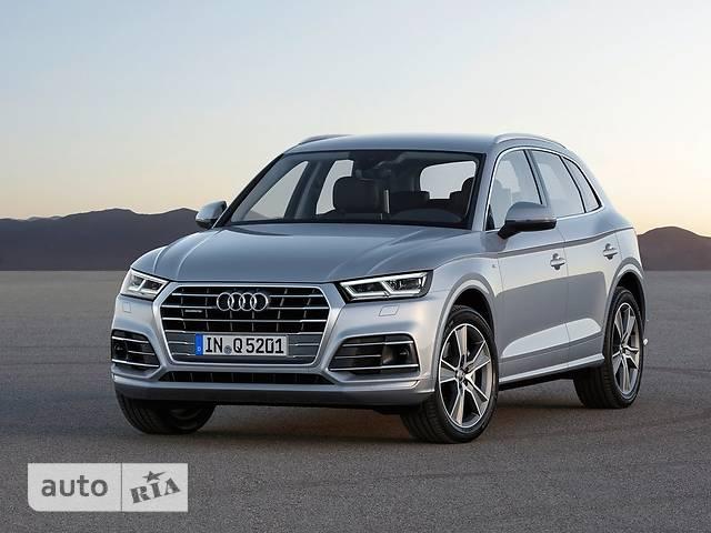 Audi Q5 New 2.0 TDI S-tronic (190 л.с.) Quattro  Basis