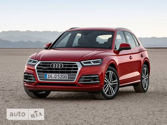 Audi Q5 New 2.0 TDI S-tronic (190 л.с.) Quattro  Design
