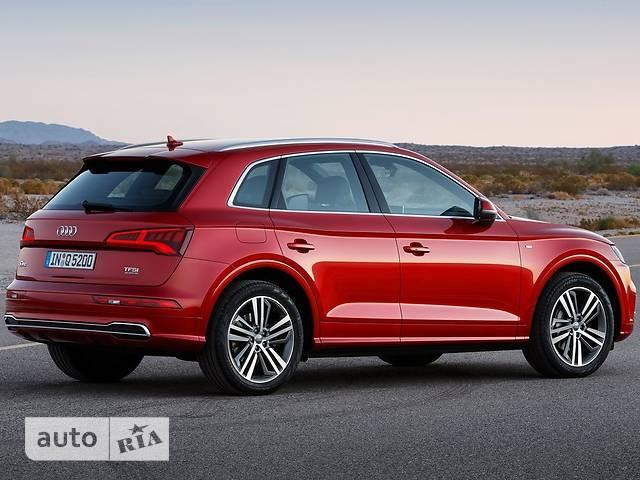 Audi Q5 New 2.0 TDI S-tronic (190 л.с.) Quattro  Sport
