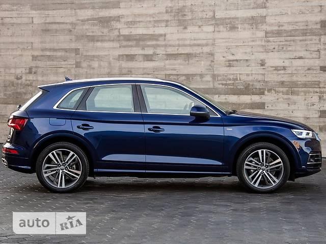Audi Q5 New 2.0 TDI S-tronic (190 л.с.) Quattro  S-line