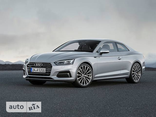 Audi A5 New 2.0 TFSI S-tronic (190 л.с.) Basis