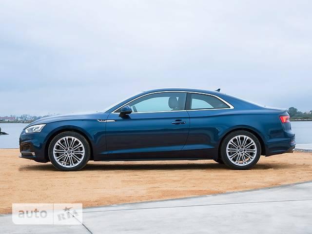 Audi A5 New 2.0 TFSI S-tronic (190 л.с.) S-line
