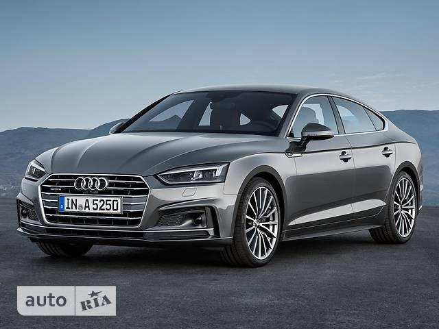 Audi A5 New 2.0 TFSI S-tronic (252 л.с.) Quattro  Basis