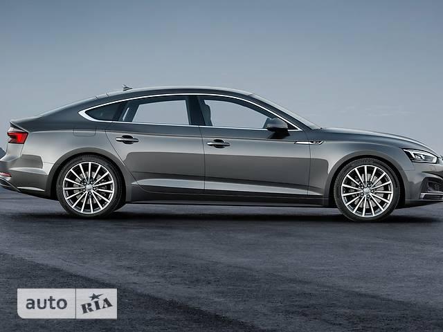 Audi A5 New 2.0 TDI S-tronic (190 л.с.)  Basis
