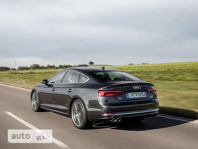 Audi A5 New 2.0 TDI S-tronic (190 л.с.) Quattro  Sport