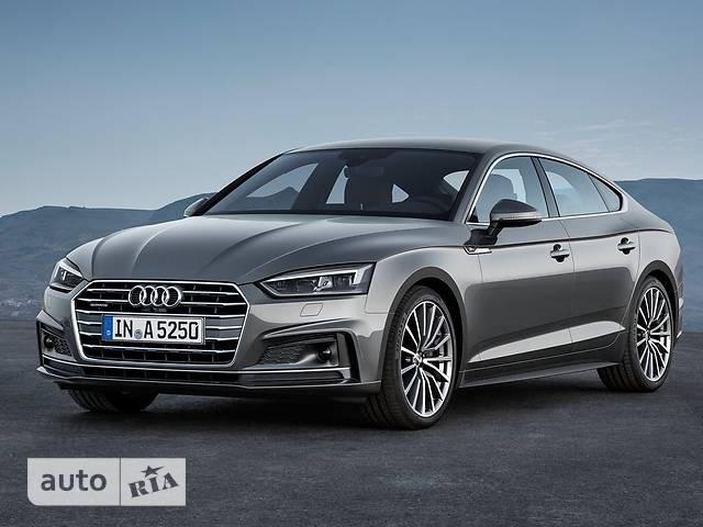 Audi A5 New 2.0 TDI S-tronic (190 л.с.) Quattro  S-line