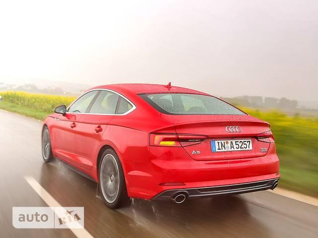 Audi A5 New 2.0 TFSI S-tronic (252 л.с.) Quattro  S-line