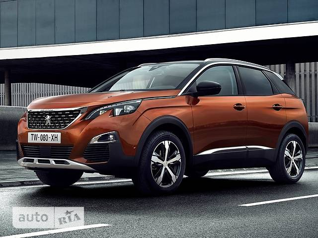 Peugeot 3008 New 1.6 THP AT (150 л.с.) Active