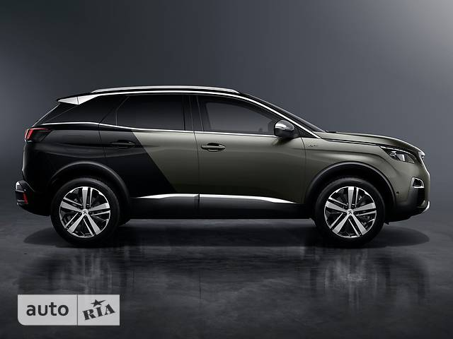 Peugeot 3008 New 2.0 HDi AT (150 л.с.) GT-Line