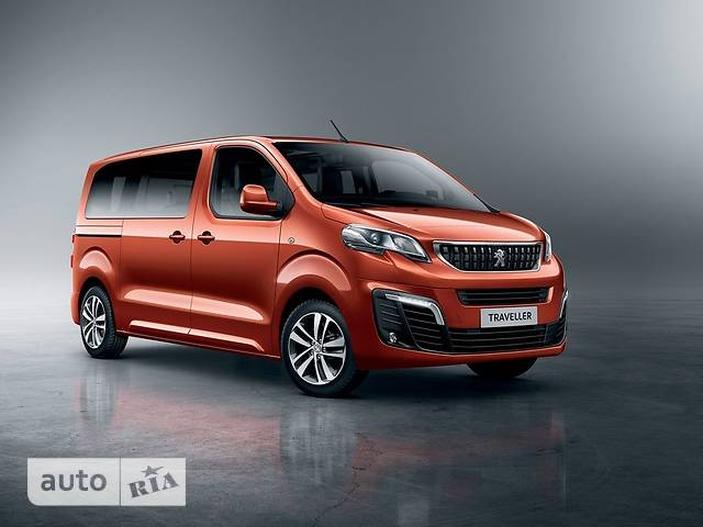 Peugeot Traveller 2.0 HDi AT (150 л.с.) L3 VIP