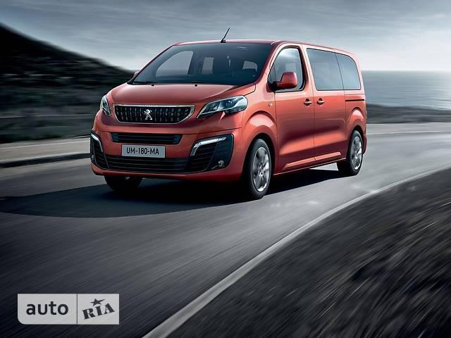 Peugeot Traveller 2.0 HDi MT (150 л.с.) L2 Active