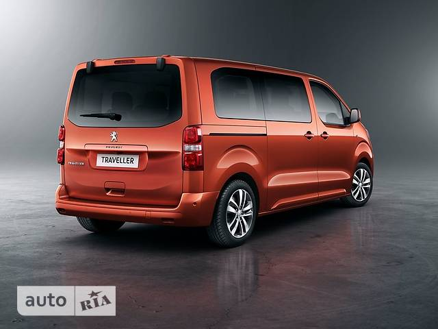 Peugeot Traveller 2.0 HDi AT (150 л.с.) L3 Business