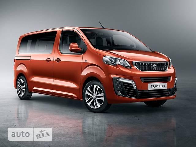 Peugeot Traveller 2.0 HDi AT (150 л.с.) L2 Active