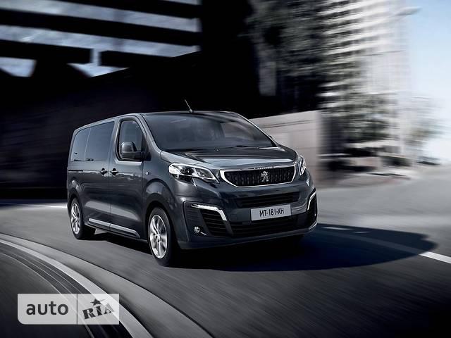 Peugeot Traveller 2.0 HDi MT (150 л.с.) L3 4WD Active