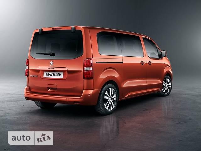 Peugeot Traveller 2.0 HDi AT (150 л.с.) L3 Active