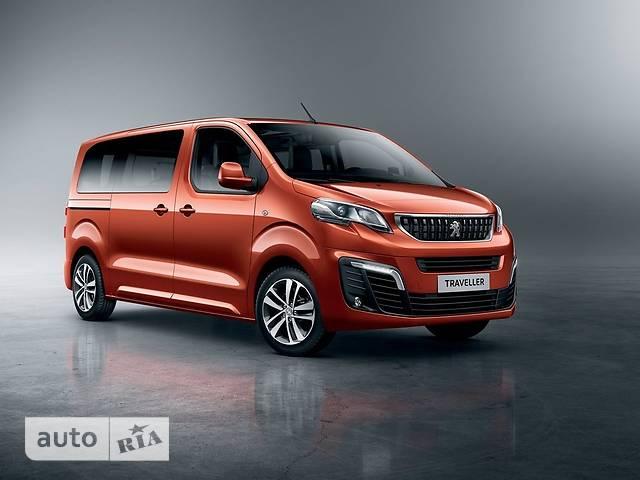 Peugeot Traveller 2.0 HDi MT (150 л.с.) L3 Business