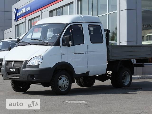 ГАЗ 3302 Газель 33027-303 (4х4)