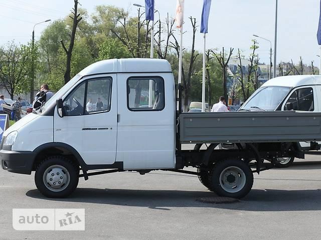 ГАЗ 3302 Газель Дуэт 330273-355 (4х4)