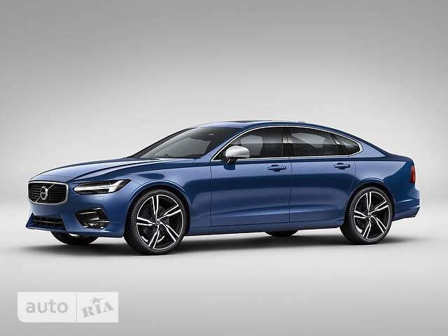 Volvo S90 D4 2.0D AТ (190 л.с.) VED4 R-Design (Prestige)