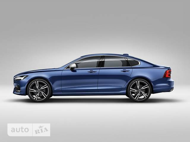 Volvo S90 T8 2.0 АТ (390 л.с.) FWD Hybrid R-Design