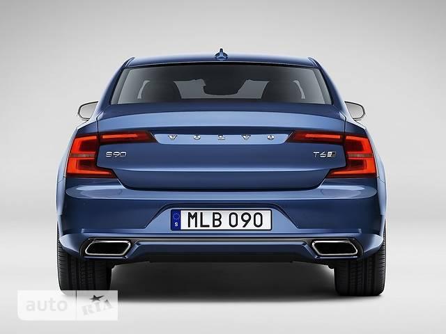 Volvo S90 T8 2.0 АТ (390 л.с.) FWD Hybrid R-Design (Prestige)