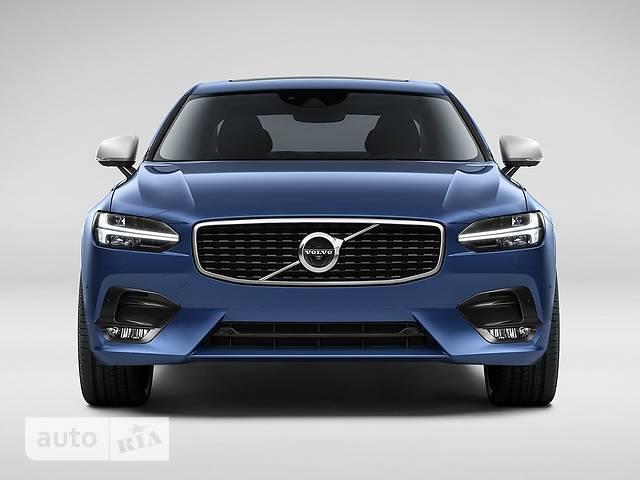 Volvo S90 D4 2.0D AТ (190 л.с.) R-Design