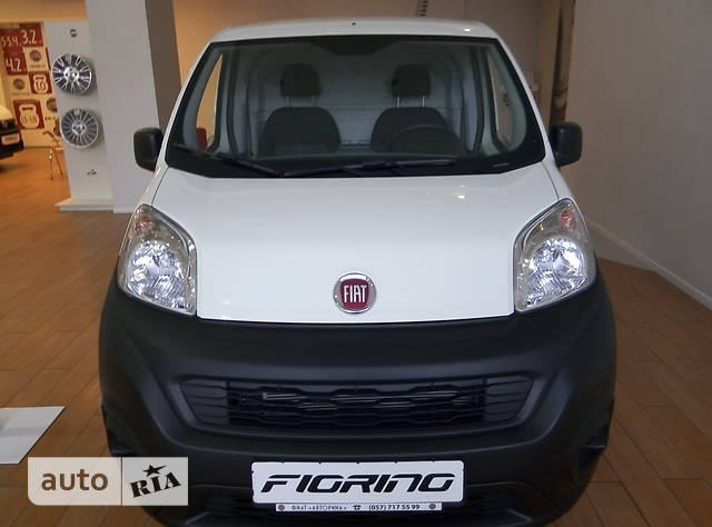 Fiat Fiorino груз. 1.3D MT (75 л.с.) Base