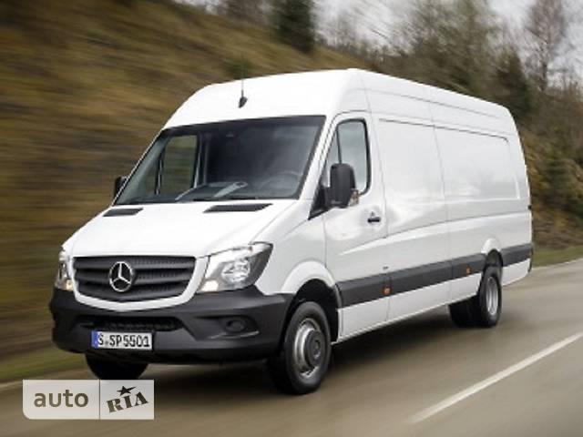 Mercedes-Benz Sprinter груз. 516 CDI MT (163 л.с.) Long KA