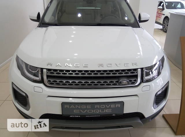 Land Rover Range Rover Evoque 2.0D AT (180 л.с.) AWD SE LandMark Dynamic