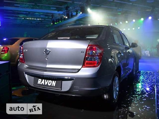 Ravon R4 1.5 AT (106 л.с.) Optimum