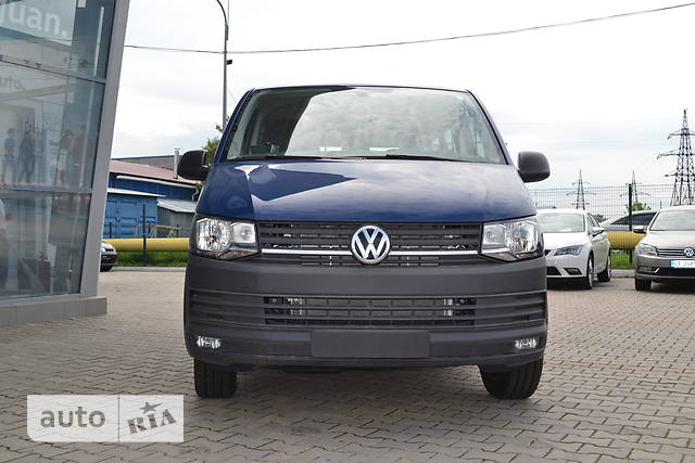 Volkswagen T6 (Transporter) пасс. 2.0 l TDI MT (75 kW) City life