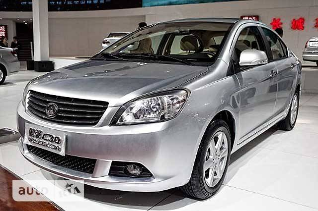 Great Wall Voleex New C30 1.5 МТ (97 л.с.) Dignity