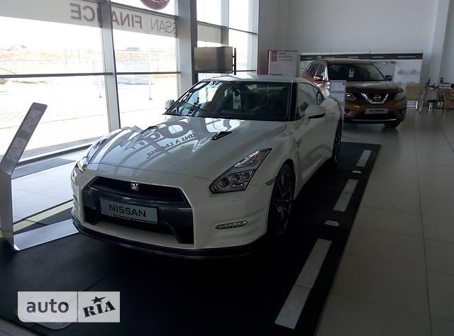 Nissan GT-R 3.8 АТ (550 л.с.) Black Edition
