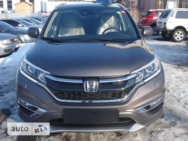 Honda CR-V 1.6D AT (160 л.с.) Executive