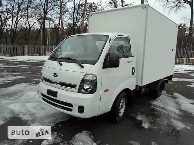 Kia K2500 2.5 DSL MT (130 л.с.) 2WD