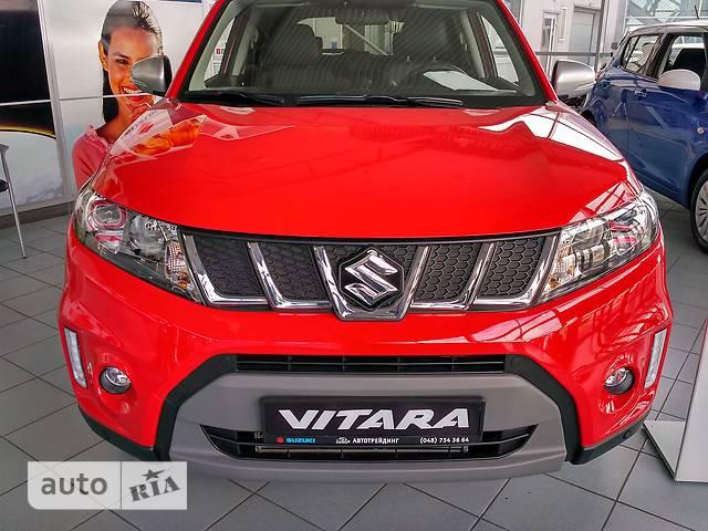 Suzuki Vitara 1.4 АТ (140 л.с.) S