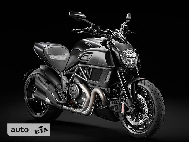 Ducati Diavel Black Stealth