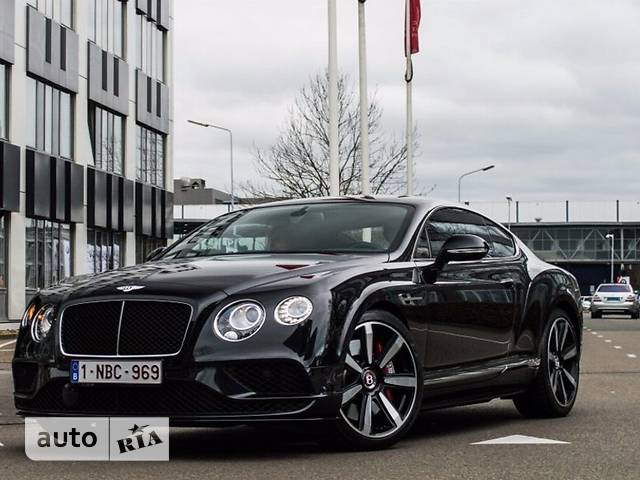 Bentley Continental GT V8 S 4.0 AT (530 л.с.) Mulliner