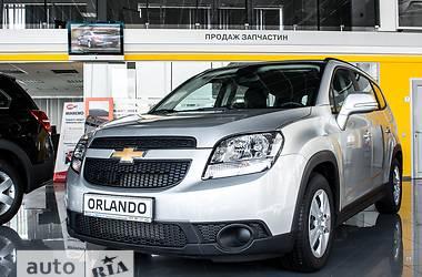 Chevrolet Orlando 1.4T MT (140 л.с.) Start/Stop LS 2016